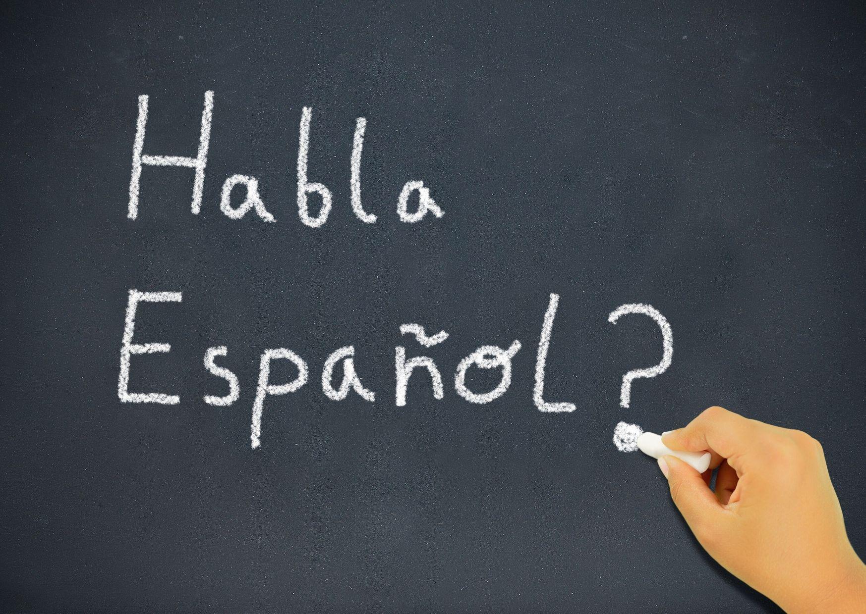 Les démonstratifs en espagnol